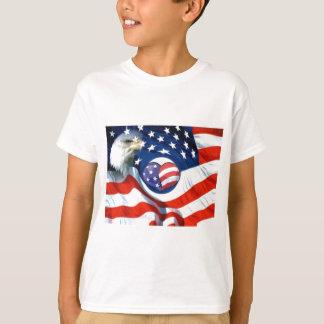 USA-Spread the love_ T-Shirt