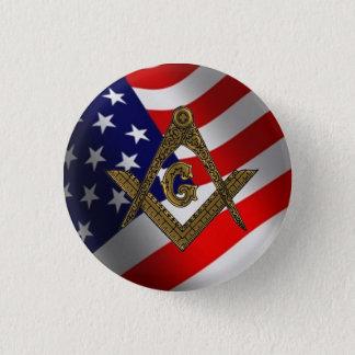 USA Square & Compass button