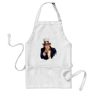 usa standard apron