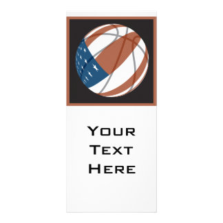 usa stars and stripes basketball rack cards