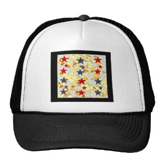 USA STARS CAP