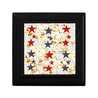 USA STARS GIFT BOX
