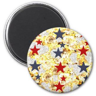 USA STARS MAGNET