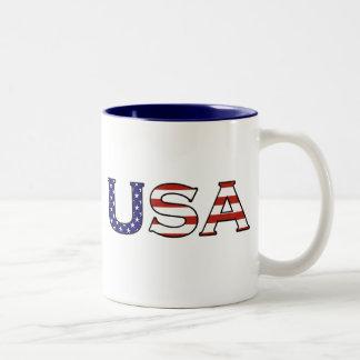 USA Stars & Stripes Mug