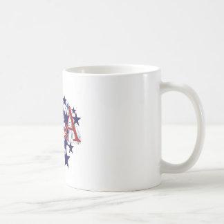 USA Stars Tshirts and Gifts Coffee Mugs
