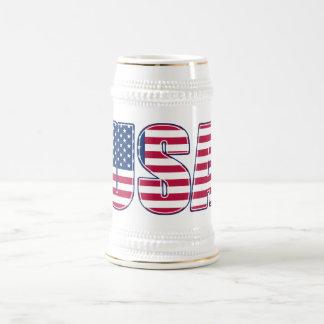 USA Stein Beer Steins