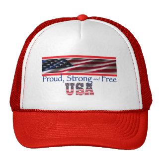USA Strong Hats