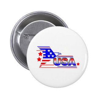 USA symbol Buttons