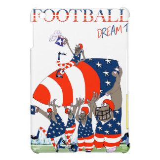 USA team work, tony fernandes Cover For The iPad Mini