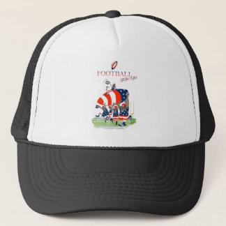 USA team work, tony fernandes Trucker Hat