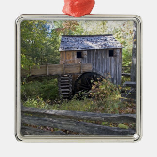 USA - Tennessee. Cable mill in Cades Cove area Metal Ornament