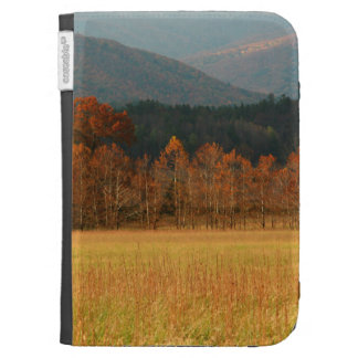 USA, Tennessee. Cades Cove In Smoky Mountain Kindle Cover
