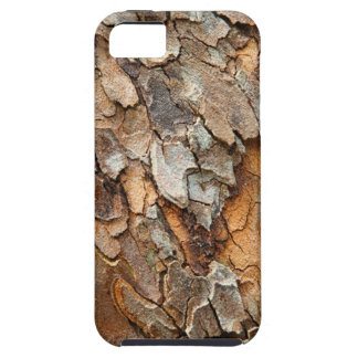 USA, Tennessee, Close Up Of Bark On A Tree iPhone 5 Cover