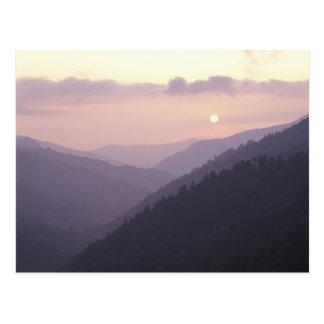 USA, Tennessee. Great Smokey Mountains 2 Postcard