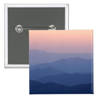USA, Tennessee, Great Smoky Mountains National 15 Cm Square Badge