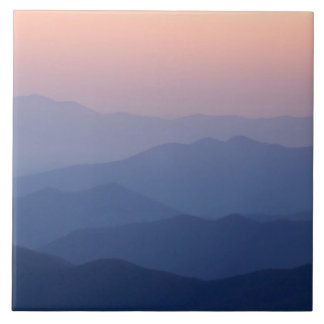 USA, Tennessee, Great Smoky Mountains National Large Square Tile