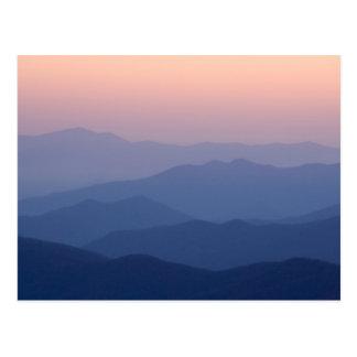 USA, Tennessee, Great Smoky Mountains National Postcard