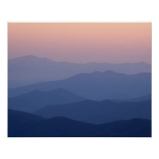 USA, Tennessee, Great Smoky Mountains National Poster