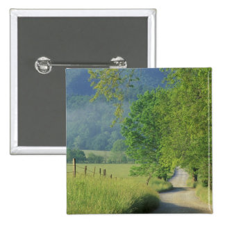 USA, Tennessee, Great Smoky Mountains NP, 15 Cm Square Badge