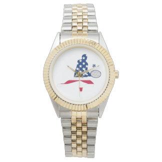 USA Tennis American player Wrist Watch
