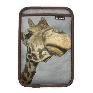 USA, Texas, Fossil Rim Wildlife Area, giraffe iPad Mini Sleeves