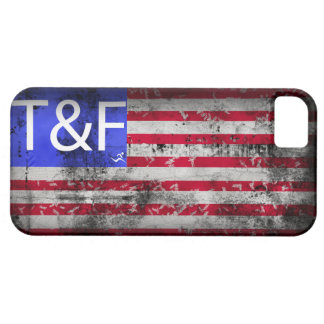 USA TF (USA Track and Field) Case For The iPhone 5