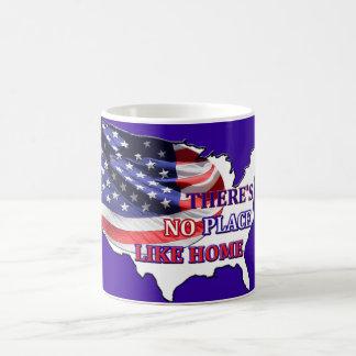 USA - There's No Place Like Home Mug