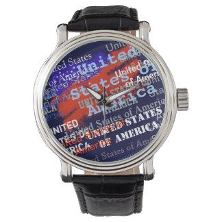 USA timepiece Watch