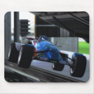 Usa Trackmania Stadium Car Mouse Pad