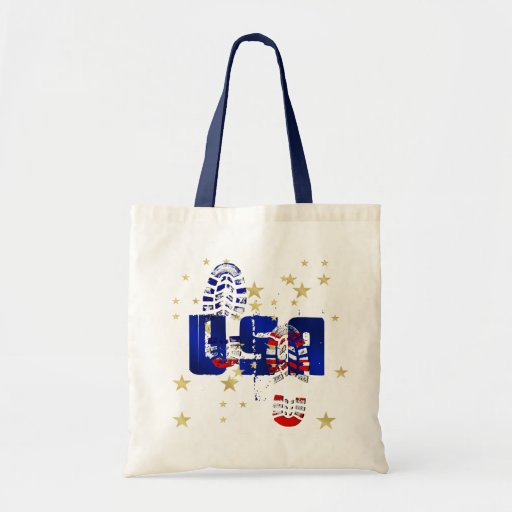 USA training motivational gifts and gear Bag