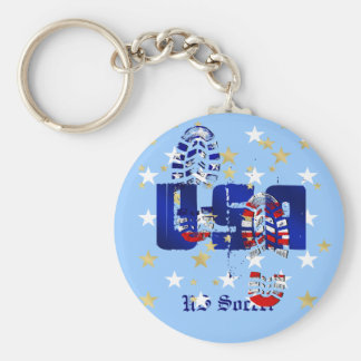 USA training motivational gifts and gear Key Chains
