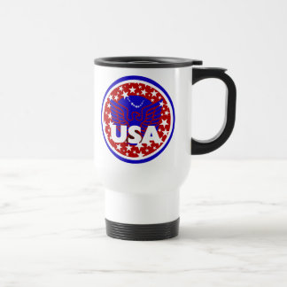 USA TRAVEL MUG