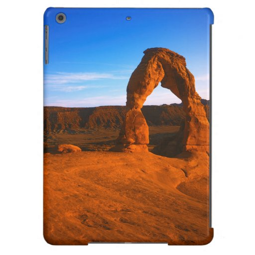 USA, Utah, Arches National Park, Delicate Arch iPad Air Cases