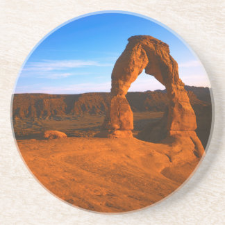 USA, Utah, Arches National Park, Delicate Arch Coaster