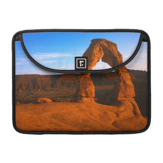 USA, Utah, Arches National Park, Delicate Arch Sleeve For MacBook Pro