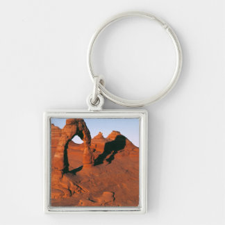 USA, Utah, Arches NP. Delicate Arch is one of Keychains