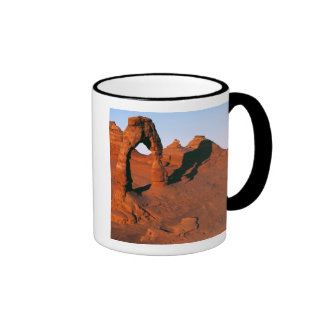 USA, Utah, Arches NP. Delicate Arch is one of Coffee Mug