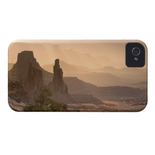 USA; Utah; Canyonlands National Park. View of Blackberry Bold Cases
