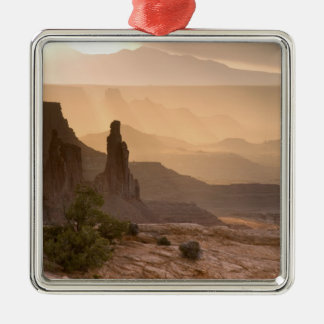 USA; Utah; Canyonlands National Park. View of Ornament