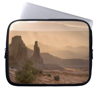 USA; Utah; Canyonlands National Park. View of Laptop Sleeves