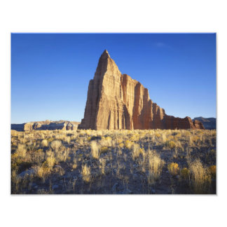 USA, Utah, Colorado Plateau, Lower Cathedral Photo Art