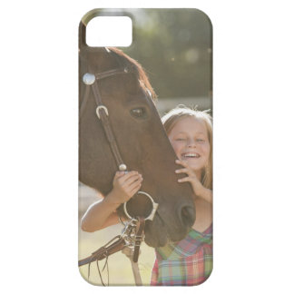 USA, Utah, Lehi, Portrait of smiling cowgirl 2 Barely There iPhone 5 Case