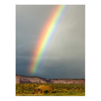 USA, Utah, Monument Valley Navajo Tribal Park. 2 Postcard