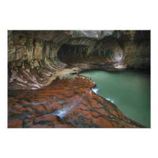 USA, Utah, Zion National Park. Scenic from 3 Art Photo