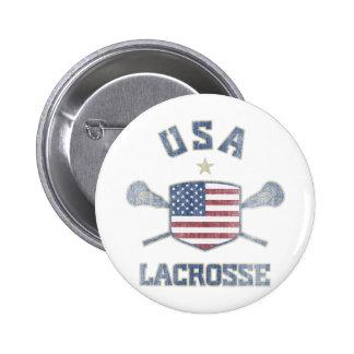 USA-Vintage 6 Cm Round Badge