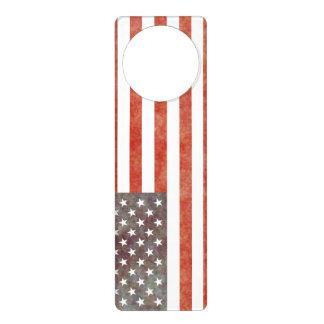 """""""USA VINTAGE"""" DOOR HANGER"""