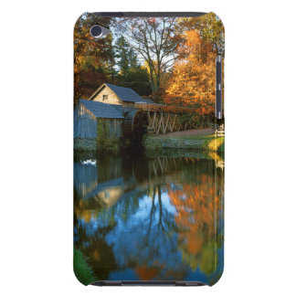 USA, Virginia, Blue Ridge Parkway, Mabry Mill iPod Case-Mate Cases