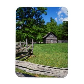 USA, Virginia, Blue Ridge Parkway, The Puckett 2 Rectangular Photo Magnet