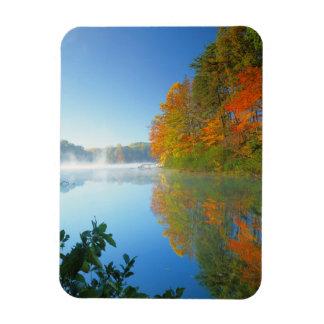 USA, Virginia, Fairy Stone State Park 2 Rectangular Photo Magnet