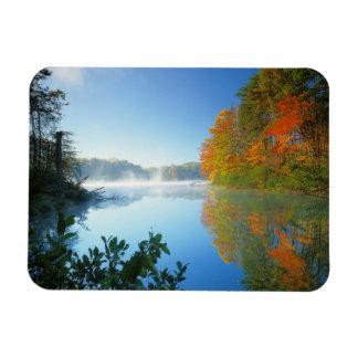 USA, Virginia, Fairy Stone State Park Rectangular Photo Magnet